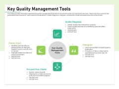 Quality Management Plan QMP Key Quality Management Tools Summary PDF