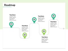 Quality Management Plan QMP Roadmap Ppt Infographics Slides PDF