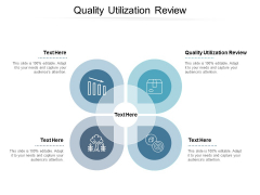 Quality Utilization Review Ppt PowerPoint Presentation Outline Slideshow Cpb