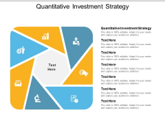 Quantitative Investment Strategy Ppt PowerPoint Presentation Inspiration Templates Cpb Pdf