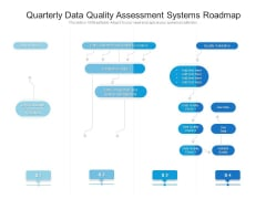 Quarterly Data Quality Assessment Systems Roadmap Themes