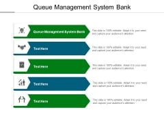 Queue Management System Bank Ppt PowerPoint Presentation Professional Background Cpb Pdf