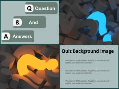 Quiz Background Image Ppt PowerPoint Presentation Show Diagrams