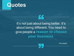 Quotes Business Communication Ppt PowerPoint Presentation Show Ideas