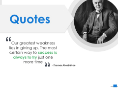 Quotes Business Marketing Ppt PowerPoint Presentation Ideas Topics