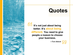 Quotes Business Ppt PowerPoint Presentation Gallery Skills