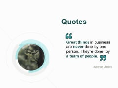 Quotes Business Team Ppt PowerPoint Presentation Layouts Images
