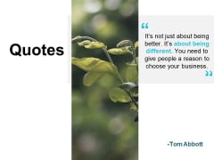 Quotes Communication Ppt PowerPoint Presentation Pictures Structure