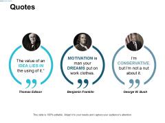 Quotes Communication Ppt Powerpoint Presentation Portfolio Layouts