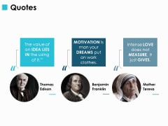 Quotes Communication Ppt PowerPoint Presentation Professional Diagrams