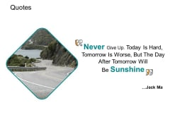 Quotes Communication Ppt PowerPoint Presentation Styles Aids