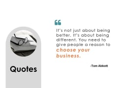 Quotes Communication Ppt PowerPoint Presentation Templates