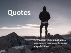 Quotes Knowledge Marketing Ppt PowerPoint Presentation Gallery Layout