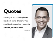 quotes management ppt powerpoint presentation summary information