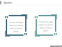 Quotes Ppt PowerPoint Presentation Design Ideas