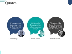 Quotes Ppt PowerPoint Presentation Diagram Templates