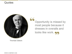 Quotes Ppt PowerPoint Presentation Examples