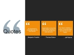 Quotes Ppt PowerPoint Presentation Gallery Files