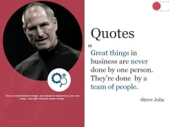 Quotes Ppt PowerPoint Presentation Gallery Structure