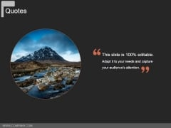 Quotes Ppt PowerPoint Presentation Ideas Samples