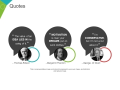 Quotes Ppt PowerPoint Presentation Ideas Show