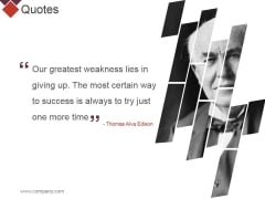 Quotes Ppt PowerPoint Presentation Infographic Template Picture