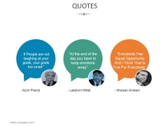 Quotes Ppt PowerPoint Presentation Inspiration Aids