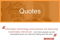 Quotes Ppt PowerPoint Presentation Model Influencers