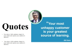 Quotes Ppt PowerPoint Presentation Outline Graphics Example