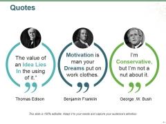 Quotes Ppt PowerPoint Presentation Portfolio Picture