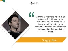 Quotes Ppt PowerPoint Presentation Show Elements