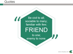 Quotes Ppt PowerPoint Presentation Slides File Formats