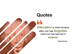 Quotes Ppt PowerPoint Presentation Slides Icon
