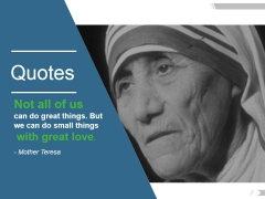 Quotes Ppt PowerPoint Presentation Visual Aids