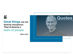 Quotes Team Ppt PowerPoint Presentation Template