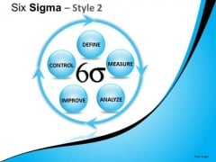 Quality Control Six Sigma 2 PowerPoint Slides And Ppt Diagram Templates