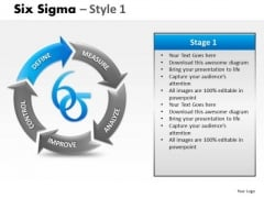Quality Six Sigma 1 PowerPoint Slides And Ppt Diagram Templates