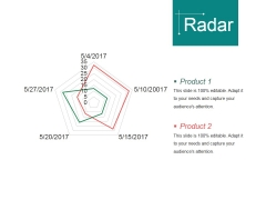 Radar Ppt PowerPoint Presentation Show Example