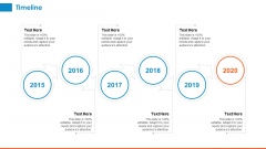Raising Company Capital From Public Funding Sources Timeline Inspiration PDF