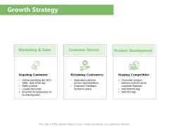Raising Funds Company Growth Strategy Ppt Summary Ideas PDF