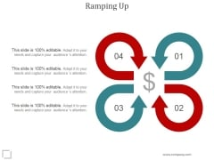 Ramping Up Ppt PowerPoint Presentation Shapes