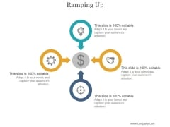 Ramping Up Ppt PowerPoint Presentation Slides