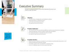 Rapid Innovation In HR Technology Space Executive Summary Inspiration PDF