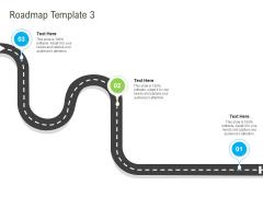 Rapid Innovation In HR Technology Space Roadmap Template 3 Ppt Portfolio Maker PDF