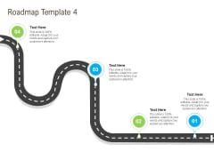 Rapid Innovation In HR Technology Space Roadmap Template 4 Ppt Styles Introduction PDF