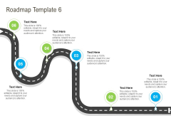 Rapid Innovation In HR Technology Space Roadmap Template 6 Ppt Infographic Template Show PDF