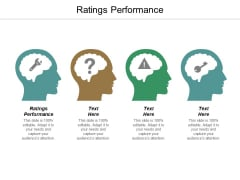 Ratings Performance Ppt PowerPoint Presentation Layouts Information