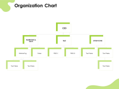 Reach Your Target Audience Organization Chart Ppt Outline Demonstration