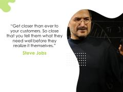 Reach Your Target Audience Steve Jobs Ppt File Portfolio PDF