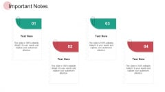 Real Capital Market Bid Assessment Important Notes Ppt PowerPoint Presentation Portfolio Templates PDF